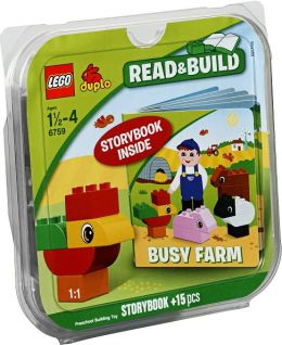 DUPLO Learning Play Busy Farm 6759