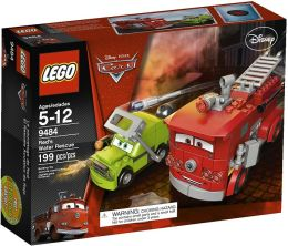 LEGO Red's Water Rescue - 9484