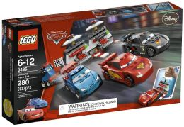 LEGO Ultimate Race Set - 9485