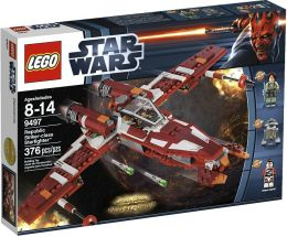 LEGO Star Wars Republic Striker-class LEGO Starfighter 9497