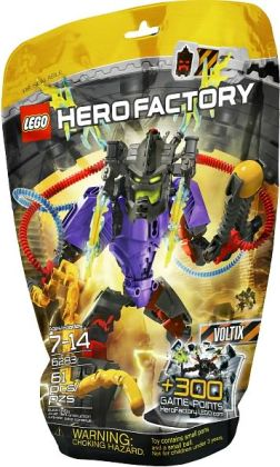 LEGO Hero Factory VOLTIX 6283