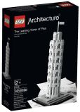 Product Image. Title: LEGO� Architecture The Leaning Tower of Pisa 21015