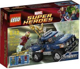 LEGO® Marvel 2 - 6867