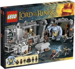 The LEGO Lord of the Rings, The Mines of Moria 9473