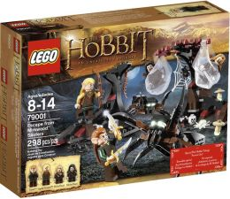 LEGO® Hobbit Escape from Mirkwood Spiders 79001