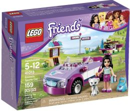 LEGO Friends Emma's Sports Car 41013