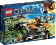 Product Image. Title: LEGO Chima Lavals Royal Fighter 70005
