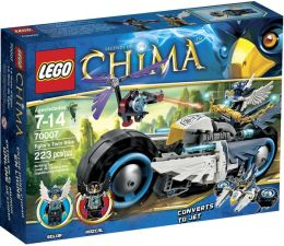 LEGO Chima Egor's Twin Bike 70007
