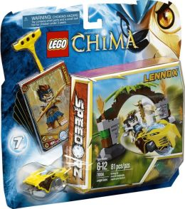 LEGO Chima Jungle Gates 70104