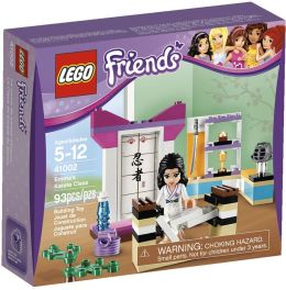 LEGO Friends Emma's Karate Class 41002