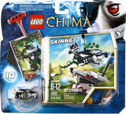 LEGO Chima Skunk Attack 70107