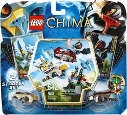 LEGO Chima Sky Joust 70114