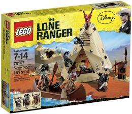 LEGO Lone Ranger Comanche Camp 79107