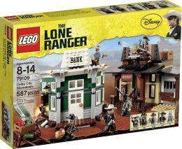 LEGO Lone Ranger Colby City Showdown 79109