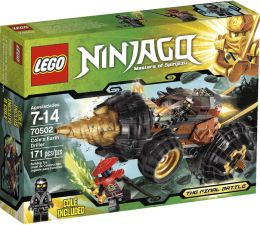 LEGO Ninjago Cole's Earth Driller 70502