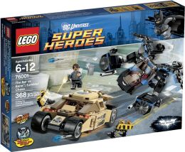LEGO Super Heroes The Bat vs. Bane: Tumbler Chase 76001