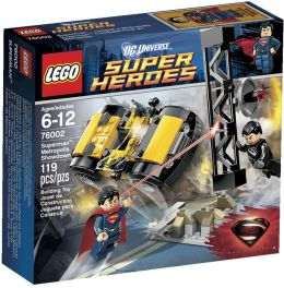 LEGO Superman Metropolis Showdown #76002