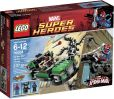 Product Image. Title: LEGO Super Heroes Spider-Man: Spider-Cycle Chase 76004