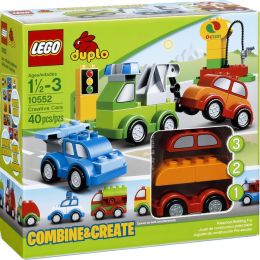 LEGO® DUPLO Creative Play Creative Cars 10552