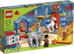 LEGO® DUPLO Ville My First Circus 10504