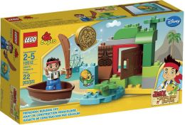 DUPLO Jake's Treasure Hunt 10512