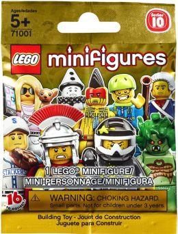 LEGO® Minifigures Minifigures Series 10 71001