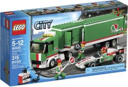 LEGO City Grand Prix Truck 60025
