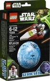Product Image. Title: LEGO Star Wars Jedi Starfighter &amp; Kamino 75006