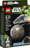 Product Image. Title: LEGO Star Wars Republic Assault Ship &amp; Coruscant 75007