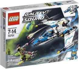 LEGO Space Swarm Interceptor 70701