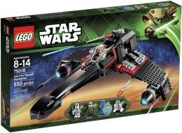 LEGO Star Wars Jek-14's Stealth Starfighter 75018