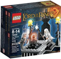 LEGO Lord of the Rings and Hobbit The Wizard Battle 79005