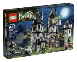 LEGO® Monster Fighters Vampyre Castle 9468