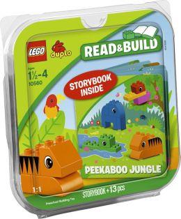 DUPLO Peekaboo Jungle 10560
