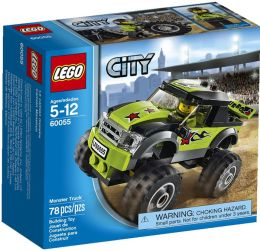 LEGO® City Monster Truck 60055