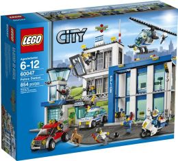 LEGO® City Police Station 60047