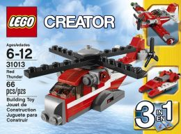LEGO® Creator Red Thunder 31013