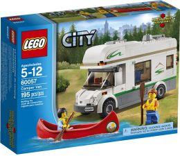 LEGO® City Camper Van 60057