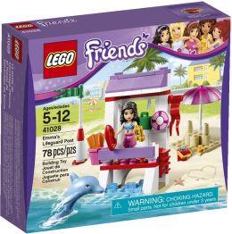 LEGO® Friends Emma's Lifeguard Post 41028