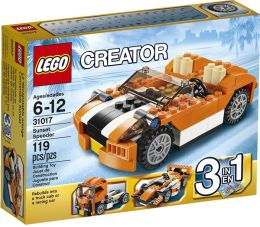 LEGO® Creator Sunset Speeder 31017