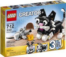 LEGO® Creator Furry Creatures 31021