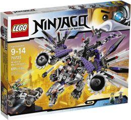 LEGO® Ninjago Nindroid MechDragon 70725