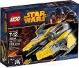 Product Image. Title: LEGO� Star Wars� Jedi�  Interceptor 75038