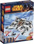 Product Image. Title: LEGO Star Wars Snowspeeder 75049