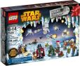 Product Image. Title: LEGO Star Wars LEGO Star Wars Advent Calendar 75056