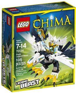 LEGO® Chima Eagle Legend Beast 70124