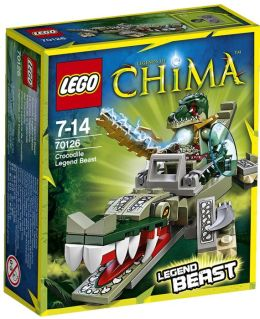 LEGO® Chima Crocodile Legend Beast 70126