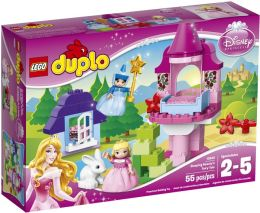 LEGO® DUPLO® brand Disney Princess™ Sleeping Beauty's Fairy Tale 10542