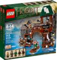Product Image. Title: LEGO Hobbit Attack on Lake-town  79016
