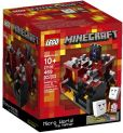 Product Image. Title: LEGO Minecraft The Nether 21106